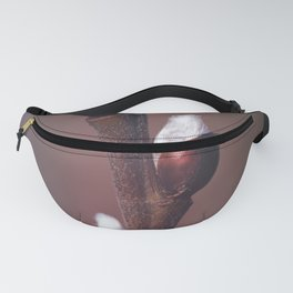 End To Winter Beginning Of Spring Fanny Pack