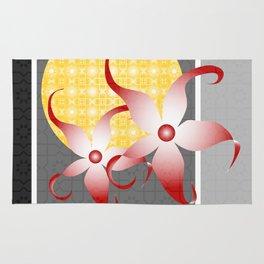 Star Flower II Rug