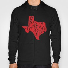 The Lone Star State - Texas Hoody