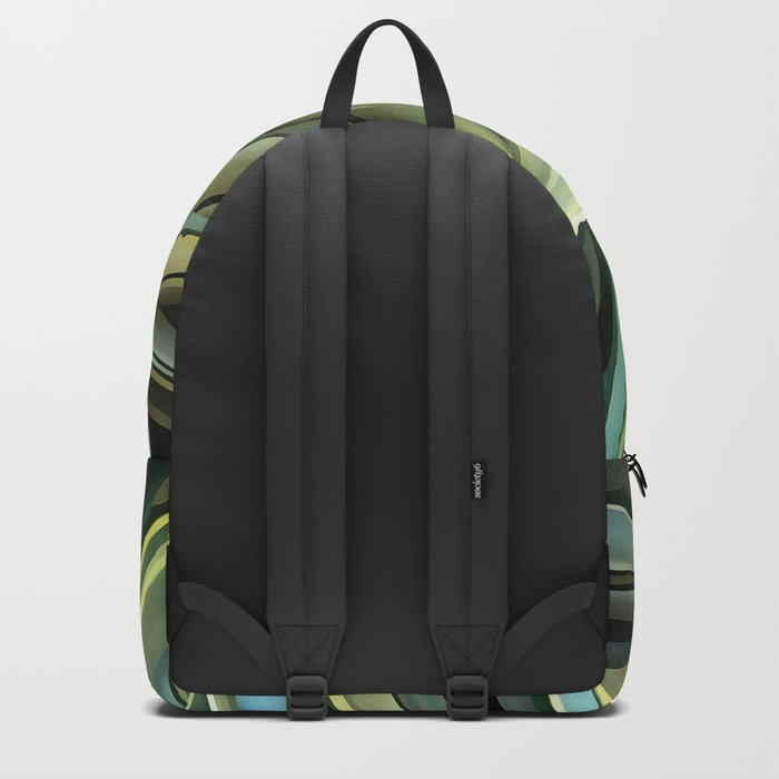 Tropical Agave Backpack