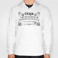 ouija Hoodies featuring Ouija (Gravedigger) by Billy Ludwig