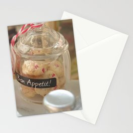 Fresh Cookies Stationery Cards
