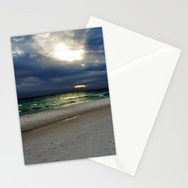 Ocean's Light Stationery Cards