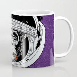 Monkey in space Coffee Mug