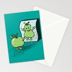 I wish I were... Stationery Cards
