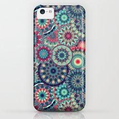 Mandala (Floral 001) iPhone 5c Slim Case