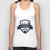 inside gaming Tank Tops featuring Toronto Gaming by rramrattan