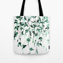 Ivy on the Wall Tote Bag