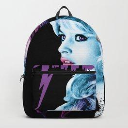 Bride Bardostein (Brigitte Bardot Frankenstein Bride) Backpack