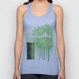 Green Tea Unisex Tank Top