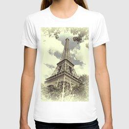 Eiffel Tower in Paris T-shirt
