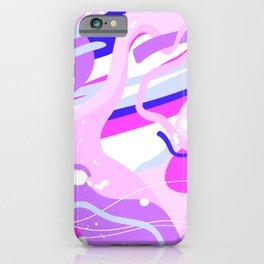 Marine Journey iPhone Case