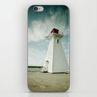 lighthouse iPhone & iPod Skins featuring lighthouse. by kimberlie ann photography