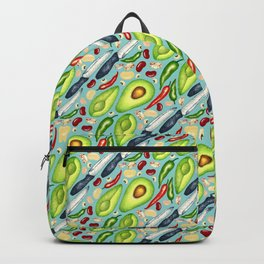 Mexican Chef's Kitchen  Backpack