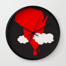 Madison WI Wall Clock
