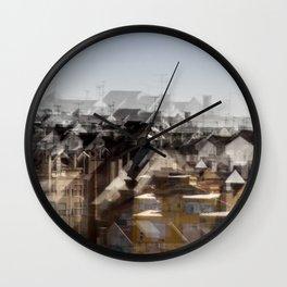 Deconstruction #17 Wall Clock