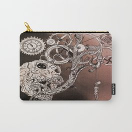 Skull#yaz Carry-All Pouch