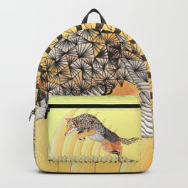 Coyote Totem Backpack