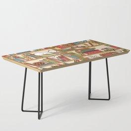 Bookshelf No. 1 Coffee Table