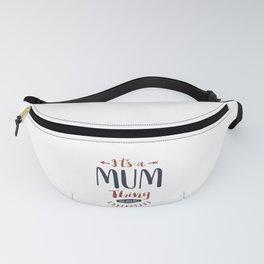 Mum Fanny Pack