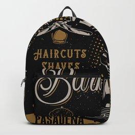 Gentlemen's Barber Shop LA Backpack