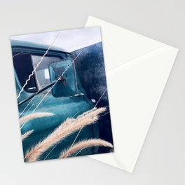Truck in the Weeds Stationery Cards