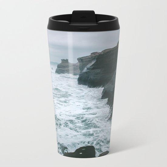 Cape Kiwanda II Metal Travel Mug