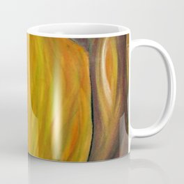autumn - entrance to the forest Coffee Mug