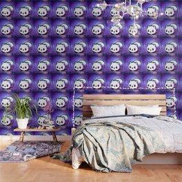 Kawaii Galactic Mighty Panda Wallpaper