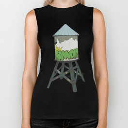 Watertower Biker Tank