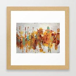 amam Framed Art Print