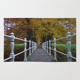 Autumn Bridge Rug