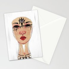Happy Halloween - White Version Stationery Cards