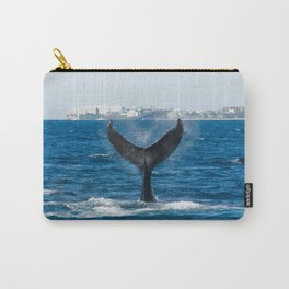 whale Hawaii / Balein à Hawaii Carry-All Pouch