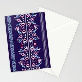 Batik Style 5 Stationery Cards