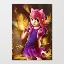 Annie - League of Legends Canvas Print