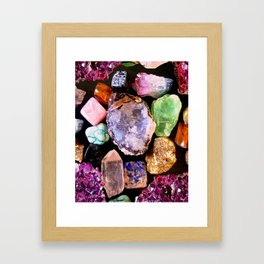 You Rock! Framed Art Print