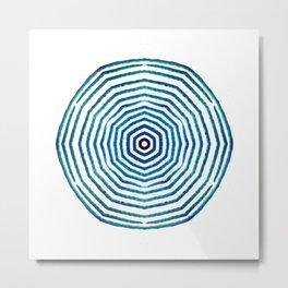 CIRCL Metal Print