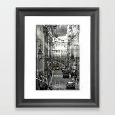 Lisbon Central  Framed Art Print