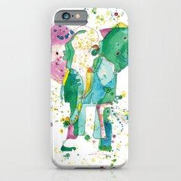 Elephant Matriarch iPhone Case