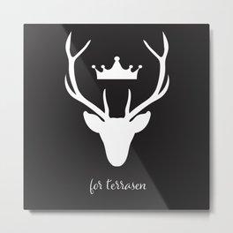 For Terrasen Metal Print