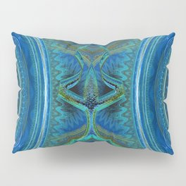 Workings Kaleidoscope Pillow Sham