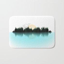 The Sounds of Nature Bath Mat