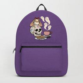 Spooky Tea Time Backpack