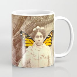 Winter Fairies Coffee Mug