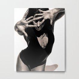 Sloan - Dancer Series 2 Metal Print