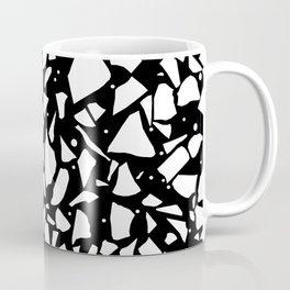 Terrazzo Spot 2 Black Coffee Mug