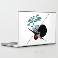 2001 Laptop & iPad Skins featuring 2001 by lina