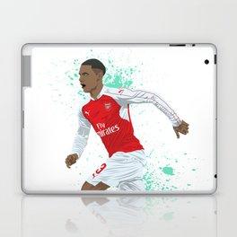 Kieran Gibbs - Arsenal FC Laptop & iPad Skin