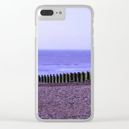 Breakers Clear iPhone Case